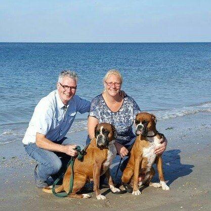 Henk en Danielle, Ziva en Abby